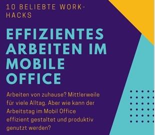 EFFIZIENTES ARBEITEN IM MOBILE OFFICE