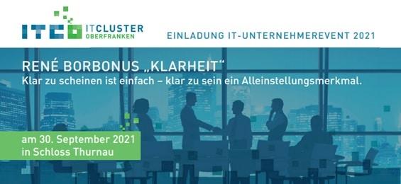 IT-Unternehmerevent 2021